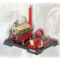 Wilesco Dampfmaschine D 21