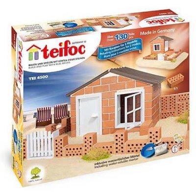 Teifoc Steinbaukasten Strandhaus 4500