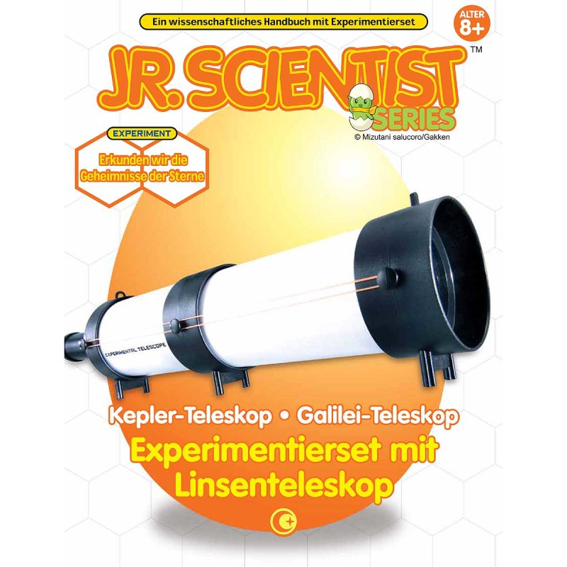Junior Scientist Linsenteleskop