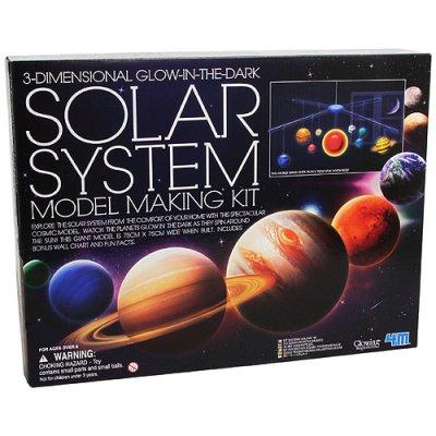 4M KidzLabs Mobile Leucht-Sonnensystem