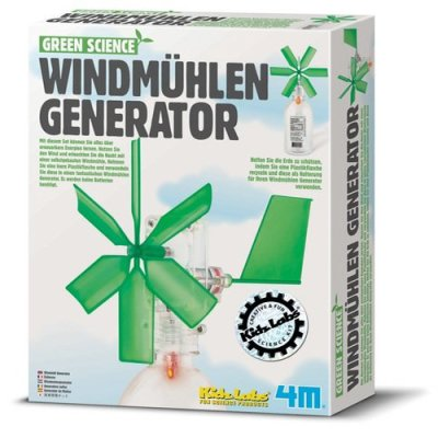 Green Science Windmühlengenerator