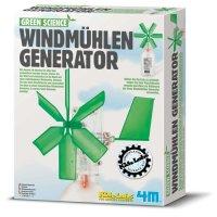 Green Science Windmühlengenerator