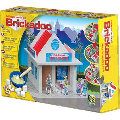 Brickadoo Supermarkt 20904