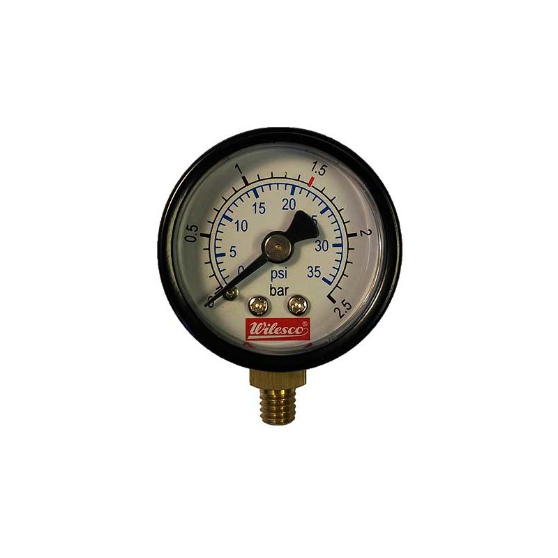 Wilesco Manometer