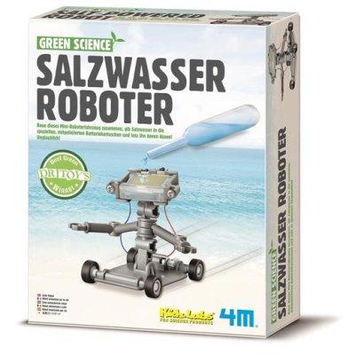 Green Science Salzwasserroboter