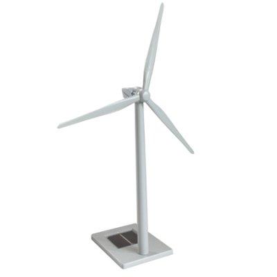 Solar-Windkraftanlage Repower mit Getriebe