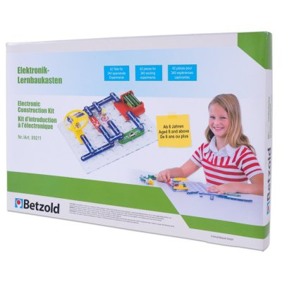 Betzold Elektronik Lernbaukasten