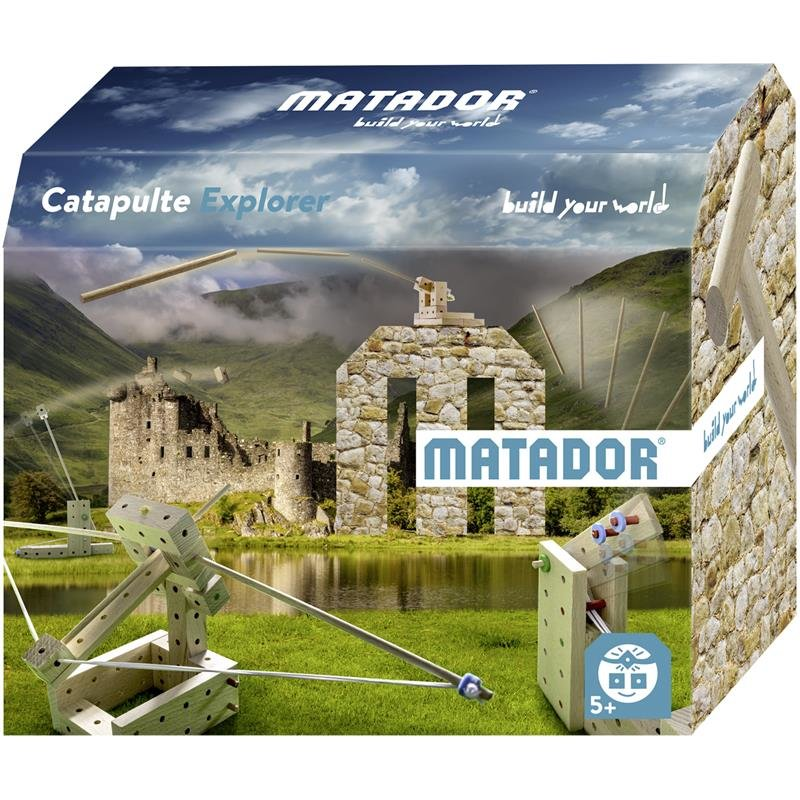 Matador Special Edition Catapults Explorer