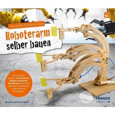 Franzis Die große Entdeckerbox: Roboterarm selber bauen