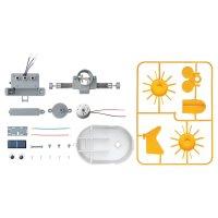 Green Science Solar-Hybrid-Wasserroboter