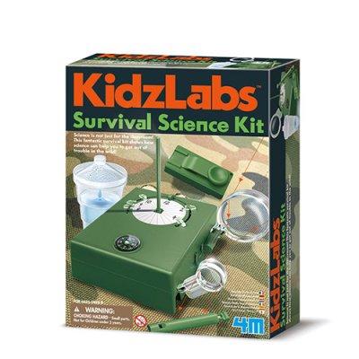4M KidzLabs Survival Science