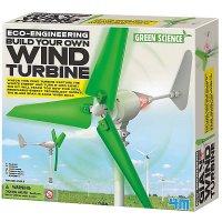 Green Science Windturbine