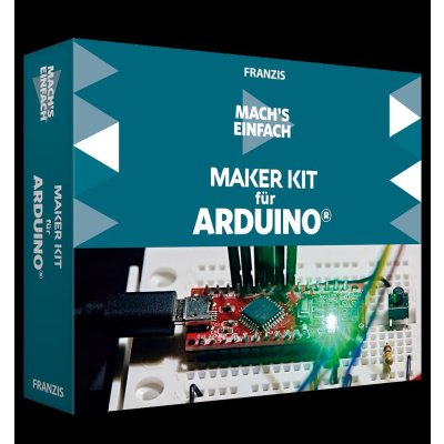 Franzis Maker Kit für Arduino