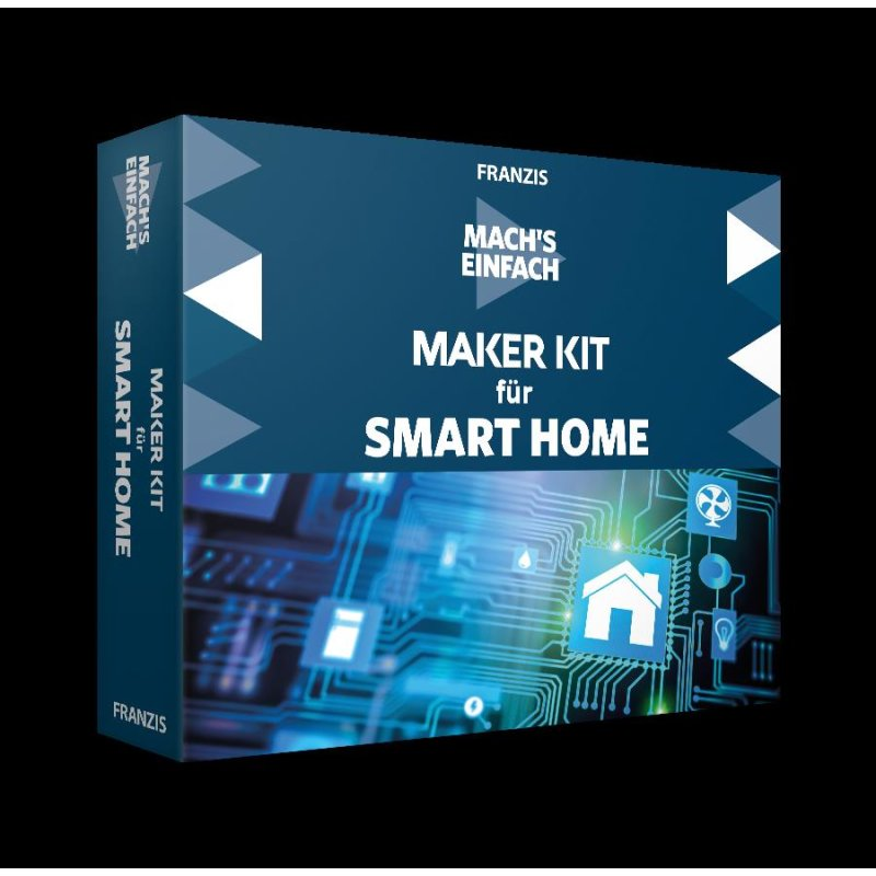 Franzis Maker Kit für Smart Home