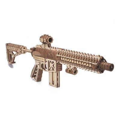 Holzbausatz Gewehr AR-T