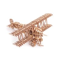 Holzbausatz Flugzeug