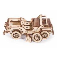 Holzbausatz Jeep
