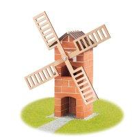 Teifoc Steinbaukasten Windmühle 4040