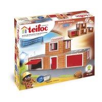 Teifoc Steinbaukasten Feuerwehr 4800