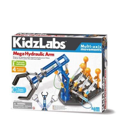 4M Mega Hydraulik Roboterarm