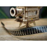 Holzbausatz Filmprojektor
