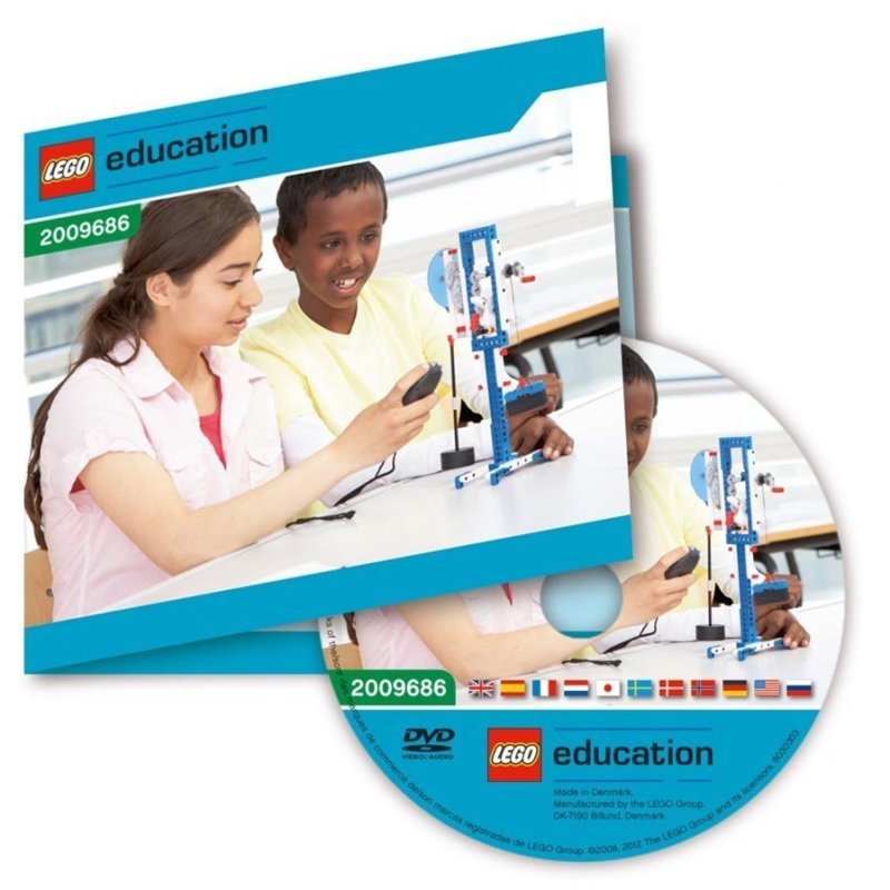 LEGO 9986 Education Activity Pack
