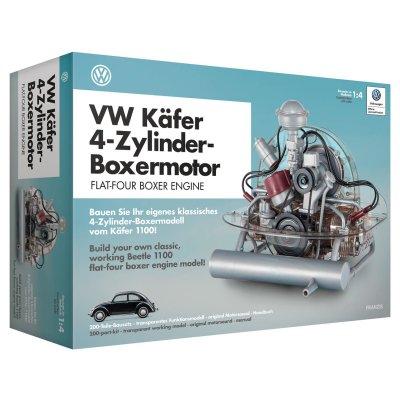 Franzis VW Käfer 4-Zylinder Boxermotor