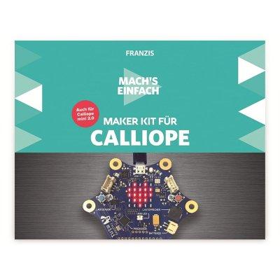 Franzis Maker Kit für Calliope