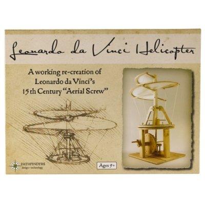 Bausatz Leonardo Da Vinci Luftschraube