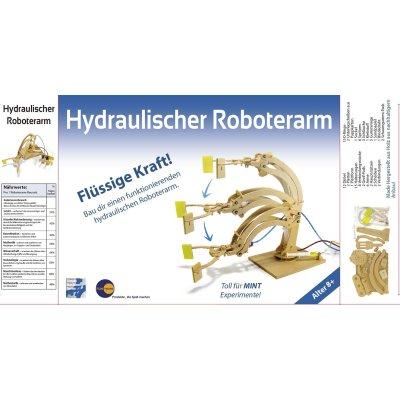 Bausatz Hydraulischer Roboterarm
