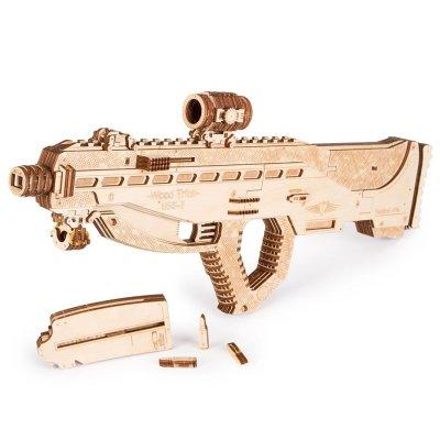 Holzbausatz Sturmgewehr USG-2