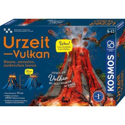 Kosmos Urzeit-Vulkan