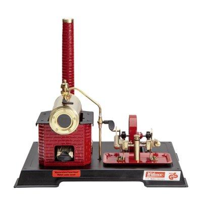 Wilesco Dampfmaschine D 12