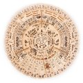 Holzbausatz Maya-Kalender