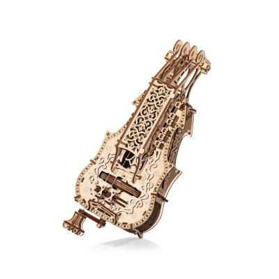 Holzbausatz Lyra da Vinci