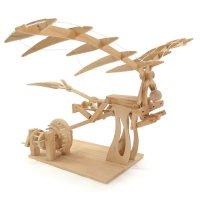 Bausatz Leonardo Da Vinci Ornithopter