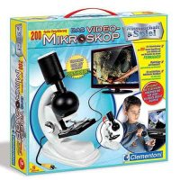 Clementoni Das Video-Mikroskop