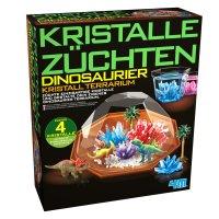 4M KidzLabs Kristalle züchten Dinosaurier