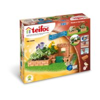 Teifoc Steinbaukasten Garten - 2 Pläne 9010