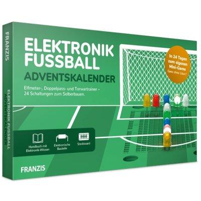 Franzis Elektronik Fußball Adventskalender