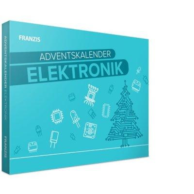 Franzis Adventskalender Elektronik