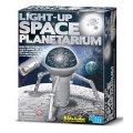 4M KidzLabs Light-Up Space Planetarium