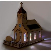 Solar-Kirche Harmony