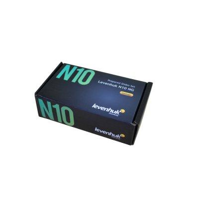 Levenhuk N10 NG Objektträger-Set