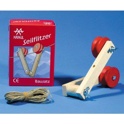 Kraul Bausatz Seilflitzer