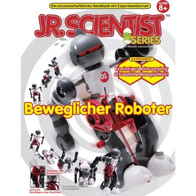 Junior Scientist Tanzender Roboter