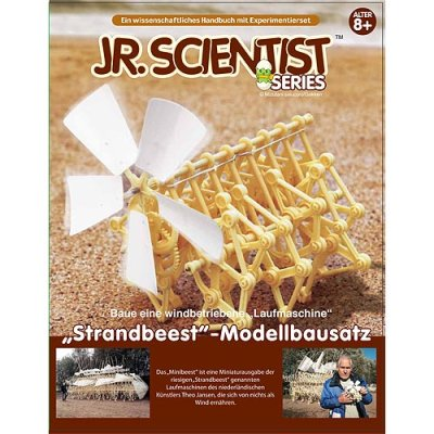 Junior Scientist Strandbeest